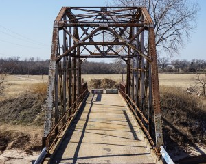 Shawnee North Canadian Bridge-6