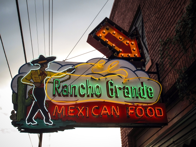 Rancho Grande Mexican Food