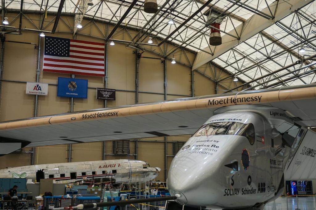 Solar Impulse-3