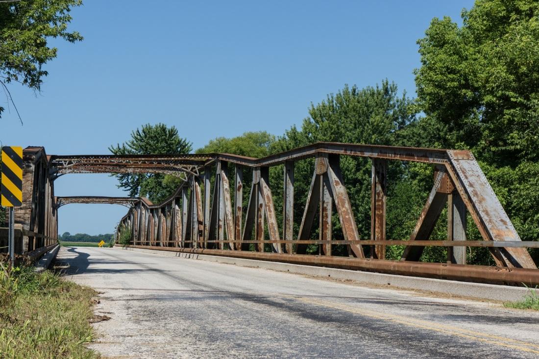 Neosho Rapids Bridge-8
