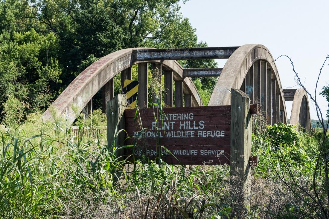 Neosho River Bridge-3