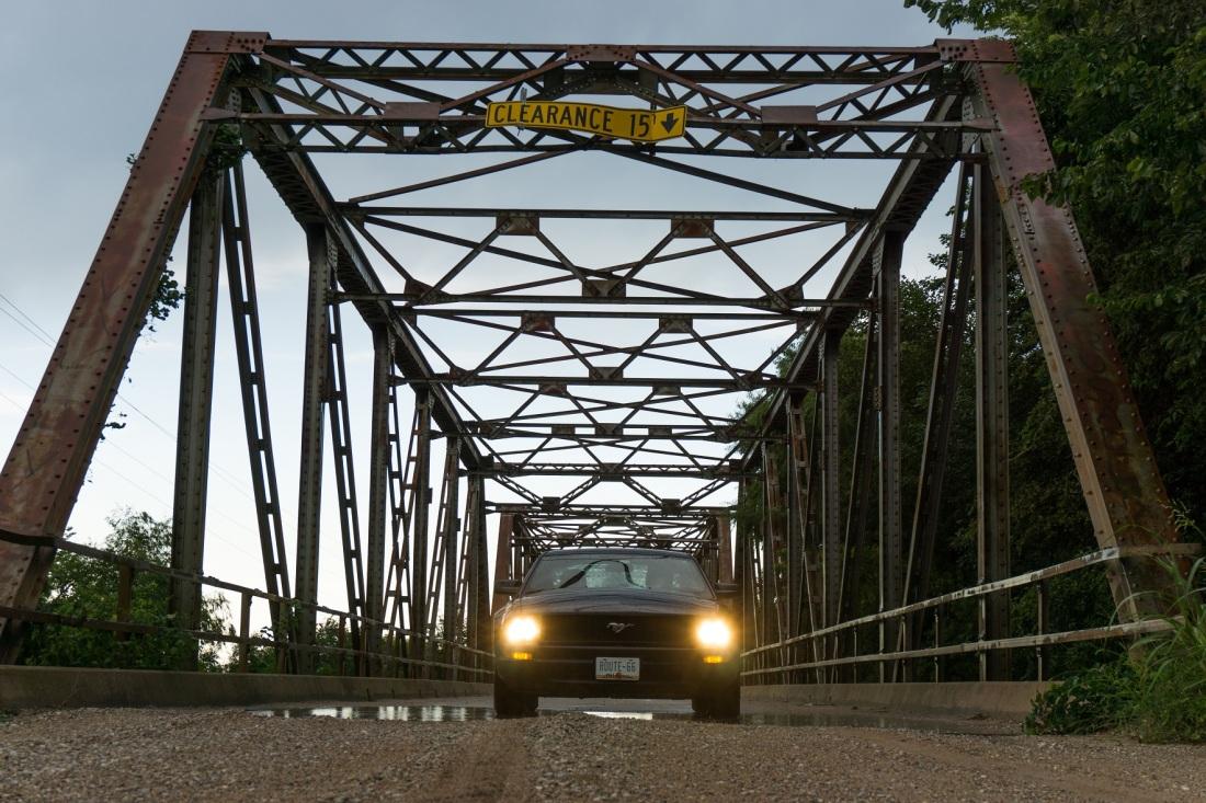 Ninnescah River Bridge-7