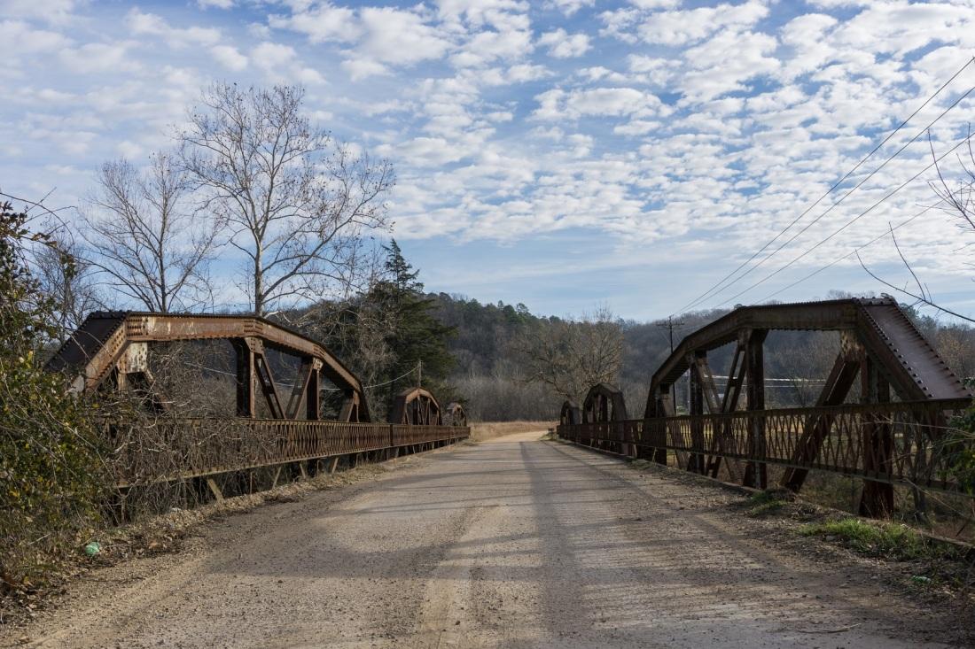 Flint Creek Bridge, Delaware County (1)