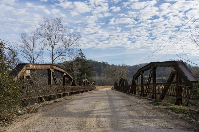 Flint Creek Bridge, Delaware County (1)