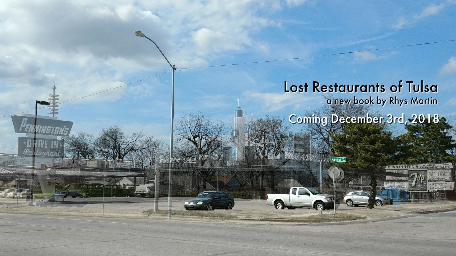 Lost Restaurants Of Tulsa Release Info Rhys Pieces